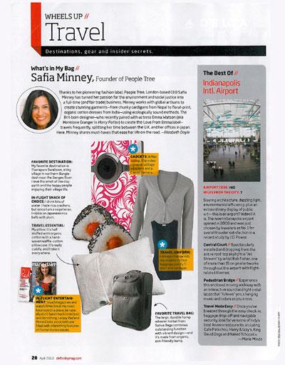 TF - Delta Sky Magazine