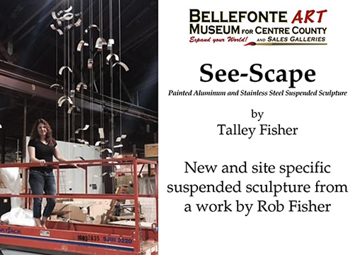 Talley Fisher - See Scape